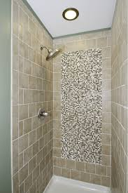 Shower Floor Mosaic Tiles by Shower Stalls Tile Ideas Preferred Home Design