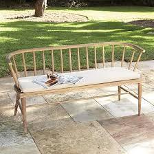 Patio Bench Cushion by Jardine Bench Cushion West Elm
