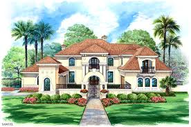 mediterranean villa house plans mediterranean houses house plans and small luxury split bedroom