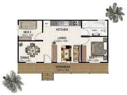 Dual Occupancy Floor Plans Granny Pods Floor Plans For Small Homes Unique And Popular Floor