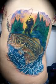 carp fish tattoo fishing tattoos bass fish tattoo artists org tattoos