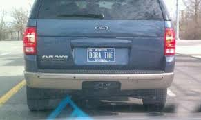 Popular Vanity Plates 11 License Plates With Tremendous Puns 11 Points