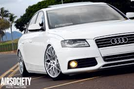 audi a4 slammed audi a4 b8 rotiform blq air suspension bagged airrex 008 airsociety