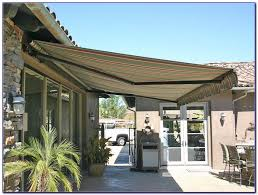 Costco Sunsetter Awnings Retractable Patio Awnings Canada Patios Home Design Ideas