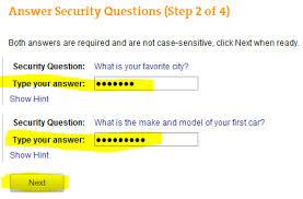 gap portal help desk faqs for password self service