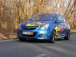 opel corsa opc 2016 opel corsa opc with 320 ps by dbilas dynamic