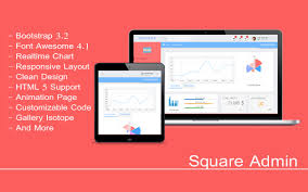 square u2013 admin template 1 0 0 themifycloud