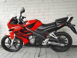 honda cbr 125 r 125 cm 2006 vantaa motorcycle nettimoto