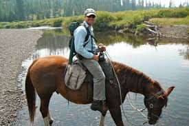 Montana how far can a horse travel in a day images Montana wilderness fly fishing trips backcountry horse pack fishing jpg