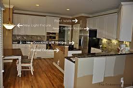 white kitchen cabinets brown countertops kitchen wishin