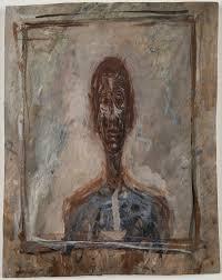 Cadre 70x50 by Alberto Giacometti U0027biste D U0027homme Dans Un Cadre U0027 Ca 1946