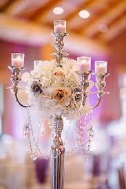 Chandelier Centerpieces 1000 Ideas About Candelabra Fascinating Wedding Chandelier
