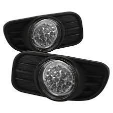 amazon com spyder auto fl led jgc99 c jeep grand cherokee clear