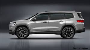 new jeep concept 2018 2018 new jeep wagoneer suv youtube