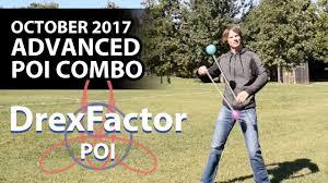 tutorial dance who you poi choreography tutorial october 2017 poi dancing combo poi