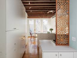 articles about 5 modern row house renovations new york on dwell