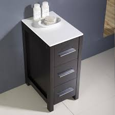 espresso bathroom linen cabinet 4 storage areas benevola