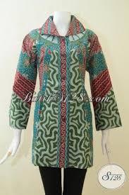 Desain Baju Batik Untuk Acara Resmi | trend baku blus batik desain 2015 baju batik formal pas buat acara