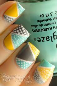 15 crazy nail art tutorials from pinterest