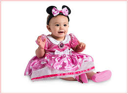 Minnie Mouse Halloween Costume Toddler 36 Baby Halloween Costumes 2017