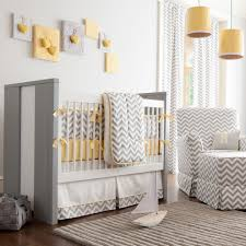 looking chevron crib bedding in kids transitional with gun safe