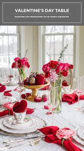 s day table centerpieces best table decor ideas on diy valentines day
