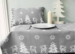 christmas tablecloth christmas tablecloth design and decoration ideas christmas