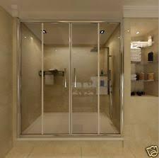 double shower enclosure ebay