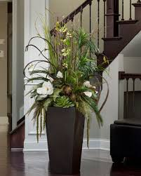 Artificial Tree For Home Decor 81 Best Images About Stairway U0026 Foyer Decor On Pinterest