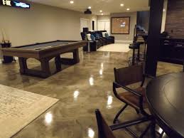 epoxy flooring basement basements ideas