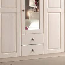 Schlafzimmer Pinie Schlafzimmer Kleiderschrank Furtina In Weiß Pinie Wohnen De