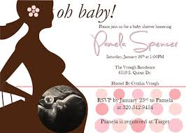 how to make cheap baby shower invitations ideas