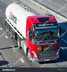 volvo trucks singapore lithuania feb 16 volvo fh lukoil stock photo 281490122 shutterstock
