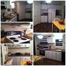 painting mobile home kitchen cabinets mobile home kitchen cabinets painted trekkerboy