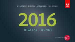 4 Top Home Design Trends For 2016 Adobe Digital Trends For 2016 Youtube