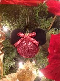 Minnie Mouse Christmas Decorations Temas Para árboles De Navidad Mickey Mouse And árboles De Navidad