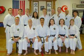 Barnes Karate Okinawan Shorin Ryu Karate Do Black Belts