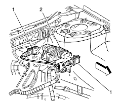 repair instructions transmission control module replacement