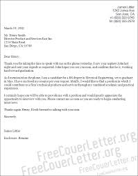 Resume Cover Letter Samples For Engineers by Sample Engineering Cover Letters Electrical Engineering Cover