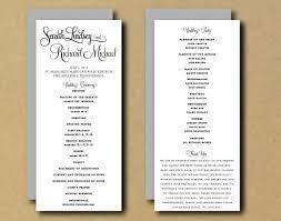 printable wedding program fans wedding program fan order of service fan wedding program diy