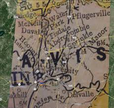 Domain Austin Map by Found An Old Railroad Map In A State Office Building Shows A