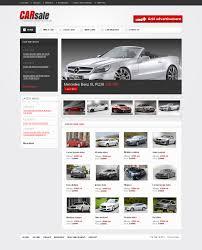 lexus car website website template 42936 car sale rental custom website template