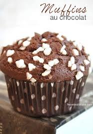 cuisine hanane muffins au chocolat la recette recettes by hanane