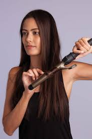 long hair tips how to use a curling iron on really long hair
