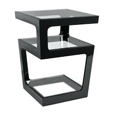 Black Side Table Side Table Black Side Table Bedside By Designs Target