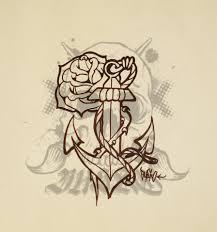 rose tattoo design outline best tattoo 2018