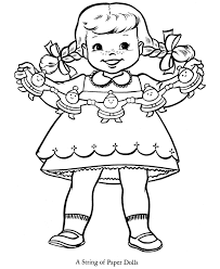 doll coloring pages download print free coloring