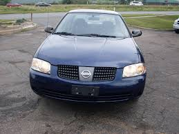 blue 2007 nissan sentra ride auto 2006 nissan sentra blue