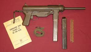m3 submachine gun wikipedia