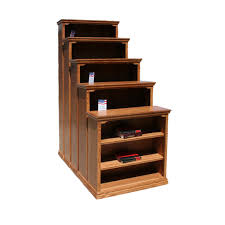 od o t3672 traditional oak bookcase 36